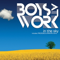 Couverture du titre In the Sky - EP