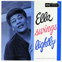 Cover of the track Ella Swings Lightly