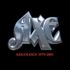 Cover of the album Axeology 1979-2001