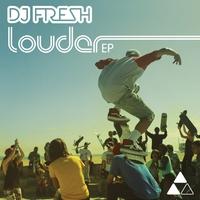 Couverture du titre Louder - EP