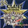Couverture de l'album 24 Kilates de Corridos