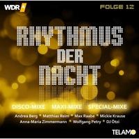 Cover of the track WDR4 Rhythmus der Nacht, Folge 12