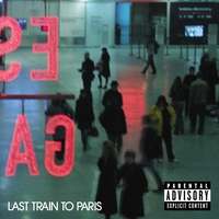 Cover of the track Last Train to Paris (Deluxe Version)