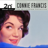 Cover of the track 20th Century Masters: The Millennium Collection: The Best of Connie Francis