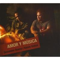 Couverture du titre Amor y Musica