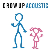 Couverture du titre Grow Up (Acoustic) - Single