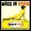 Couverture de l'album Made in Spain