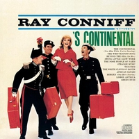 Cover of the track 'S Continental