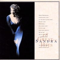 Cover of the track 18 Greatest Hits: Sandra