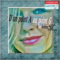 Cover of the track D'un point A au point G, à la lettre M (En partenariat avec la sacem)