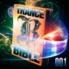 Cover of the album Trance Bible 001 (God Is a Dj, the Holy Club Dance and Trance Session)