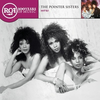 Cover of the track The Pointer Sisters: Hits!