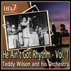 Cover of the album He Ain't Got Rhythm - Vol. 1