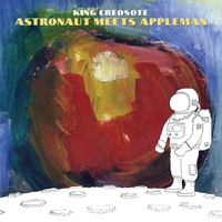 Cover of the track Astronaut Meets Appleman
