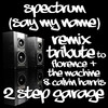 Cover of the track Spectrum (Say My Name) (Calvin Harris Remix) (2012)