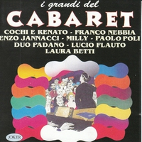 Cover of the track I Grandi Del Cabaret