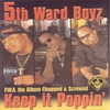 Cover of the album P.W.A. The Album: Keep It Poppin' (Screwed)
