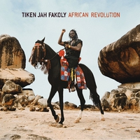 Cover of the track African Revolution