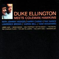 Cover of the track Duke Ellington Meets Coleman Hawkins