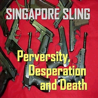 Cover of the track Perversity, Desperation and Death