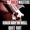 Couverture de l'album Rock Masters: Cold Day In Hell