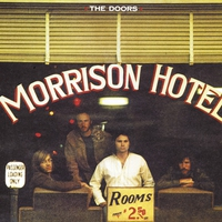 Cover of the track Morrison Hotel