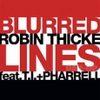 Cover of the track Blurred Lines ft. T.I., Pharrell