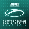 Cover of the album A State of Trance Radio Top 20 - June 2015 (Including Classic Bonus Track)