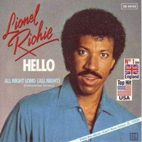 Cover of the track Hello
