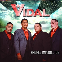 Cover of the track Amores Imperfectos