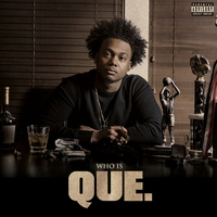 Cover of the track Who Is QUE. EP