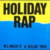 Couverture du titre Holiday rap