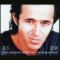 Cover of the track Jean-Jacques Goldman : Singulier 81 - 89