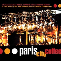Cover of the track Paris City Coffee