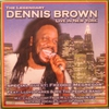 Couverture de l'album The Legendary Dennis Brown Live In New York