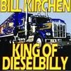 Couverture de l'album King of Dieselbilly