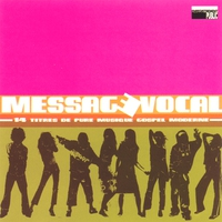 Cover of the track Message Vocal (live)