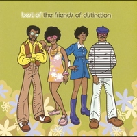 Cover of the track The Best of Friends of Distinction