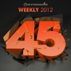 Couverture de l'album Armada Weekly 2012 - 45 (This Week's New Single Releases)