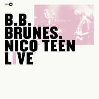 Cover of the track Nico Teen (Live)