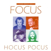 Cover of the track The Best of Focus: Hocus Pocus