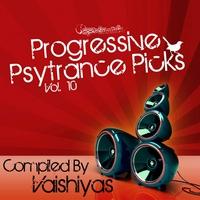 Couverture du titre Progressive Psy Trance Picks Vol.10