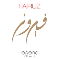 Cover of the track Legend - The Best of Fairuz