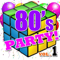 Cover of the track 80s Party Vol 1