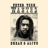 Cover of the track Wanted Dread and Alive