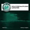 Couverture de l'album Love & Pain (feat. Effluence) - Single