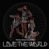 "Couverture de l'album Perfume Global Compilation ""LOVE THE WORLD"""