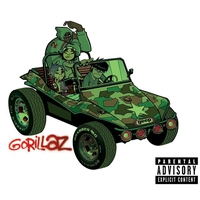 Cover of the track Gorillaz