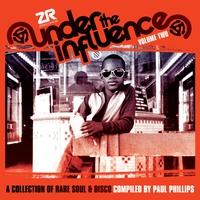 Couverture du titre Under the Influence Vol.2 compiled by Paul Phillips