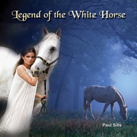 Cover of the track Legend of the White Horse